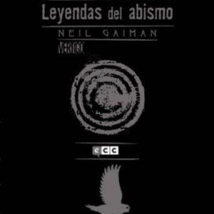 Portada de Leyendas del Abismo 2 (Neil Gaiman)