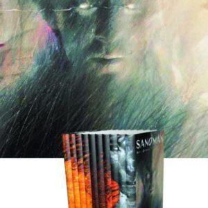 Portada de Sandman I: Preludios y Nocturnos - Neil Gaiman