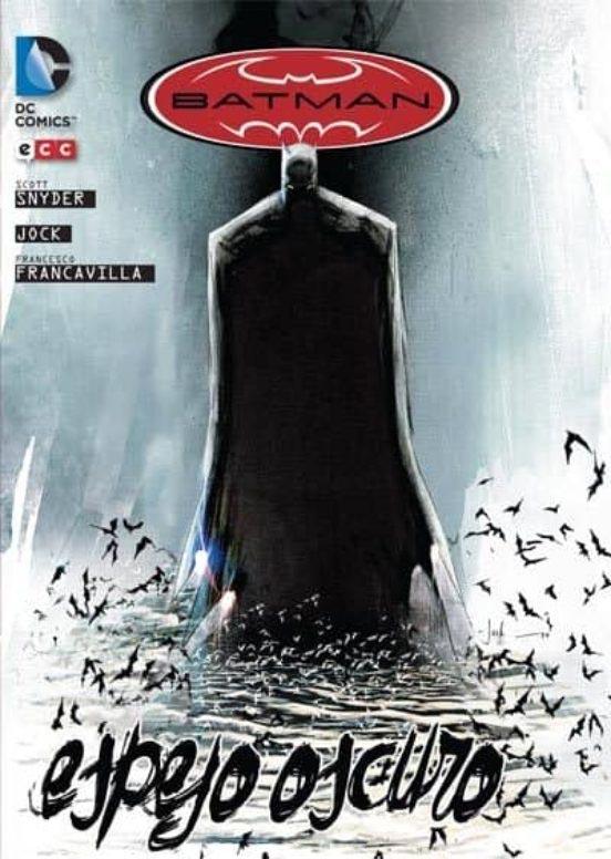 Portada de Batman: espejo oscuro