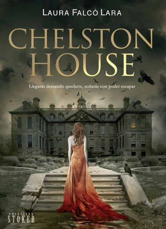 Portada de Chelston House - Laura Falcó Lara