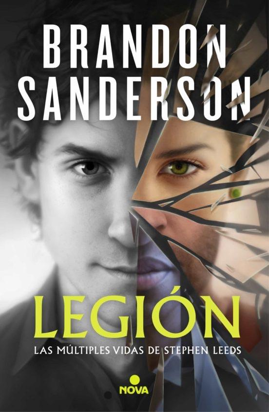 Portada de Legión: las múltiples vidas de Stephen Leeds