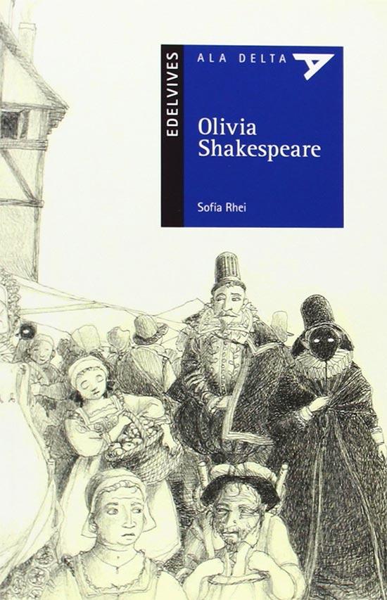 Portada de Olivia Shakespeare
