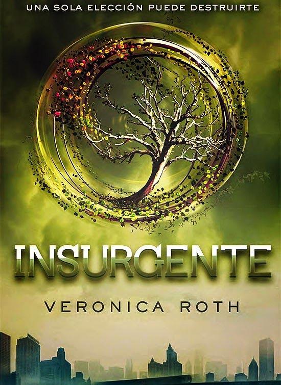 Portada de Insurgente (Divergente 2)