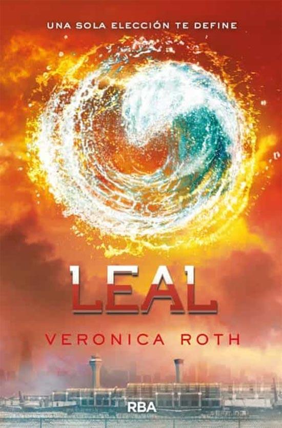 Portada de Leal (Divergente 3)