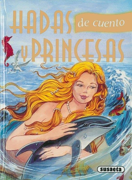 Portada de Hadas y princesas de cuento