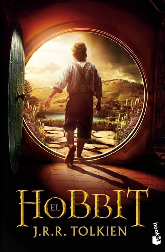 Portada de El hobbit (Bolsillo)