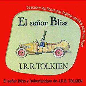 Portada de El señor Bliss y Roverandom (J.R.R. Tolkien)