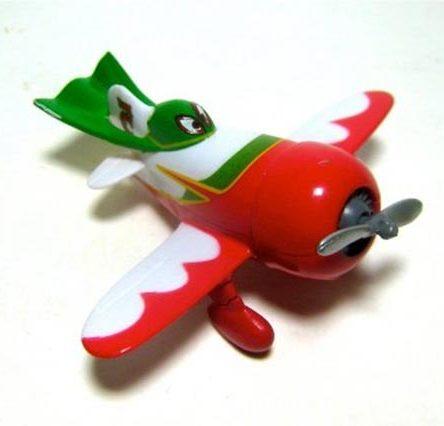 Minifigura Aviones El Chupacabra PVC 8cm – Disney