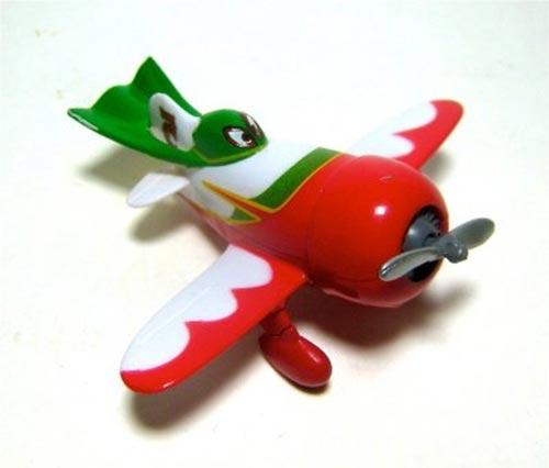 Minifigura Aviones El Chupacabra