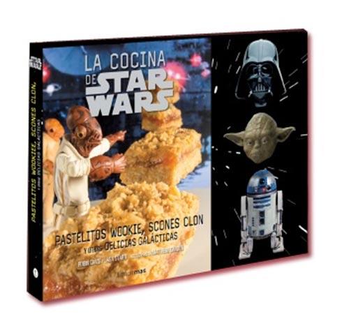 Portada de La cocina de Star Wars