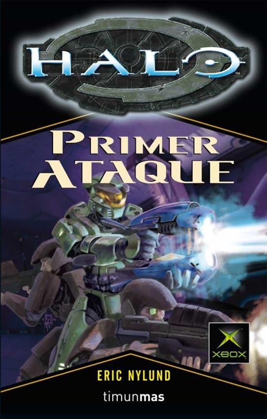 Portada de Primer ataque (Halo 3)