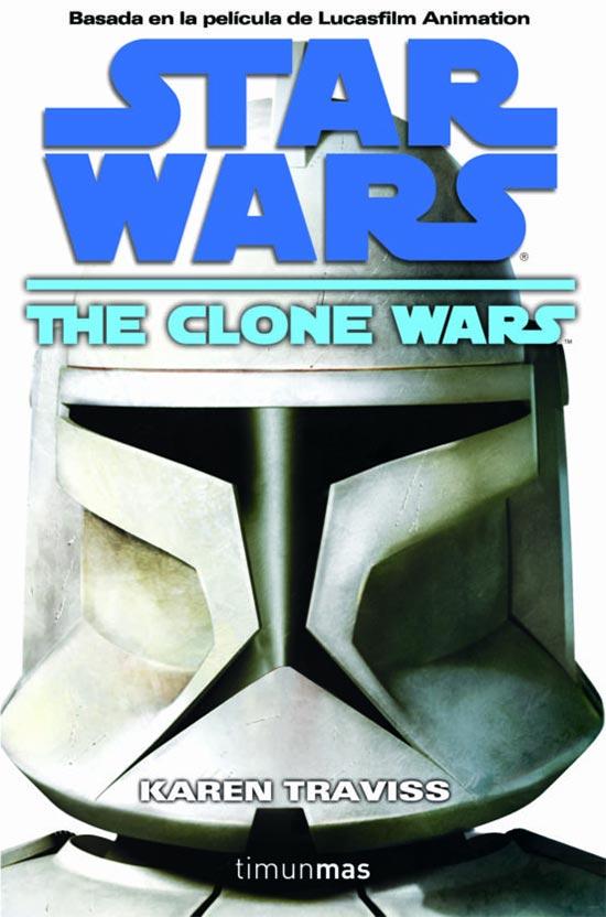 Portada de StarWars: The Clone Wars