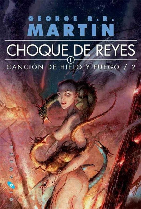 Portada de Choque de Reyes bolsillo I y II