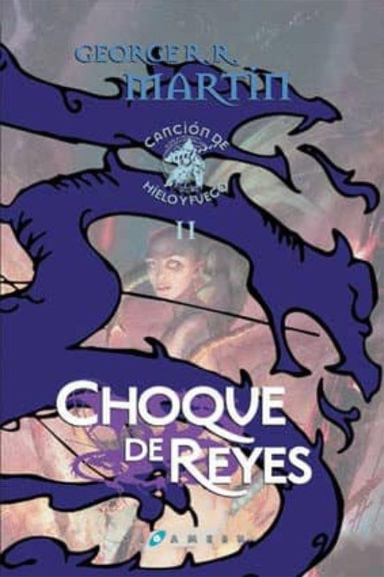 Portada de Choque de Reyes Edición de Lujo