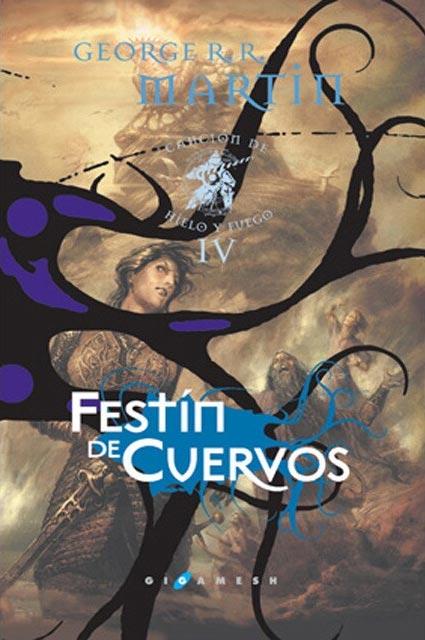 Portada de Festín de Cuervos Edición de Lujo