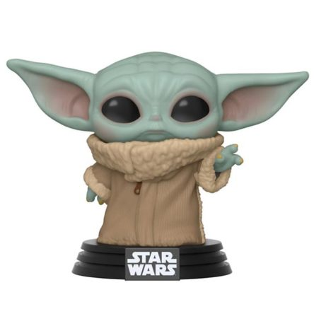 Figura Funko POP! Baby Yoda The Mandalorian (Star Wars) 9cm