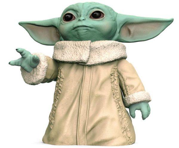 Figura de acción Baby Yoda