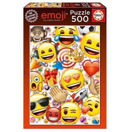 Puzle emoji (emoticonos) 500 piezas