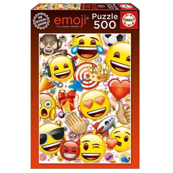 Puzle emoji