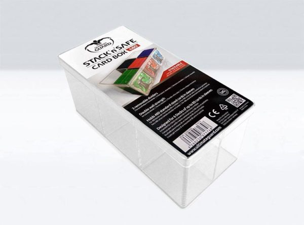 Ultimate Guard Stack´n´Safe Card Box 480 Caja de Cartas
