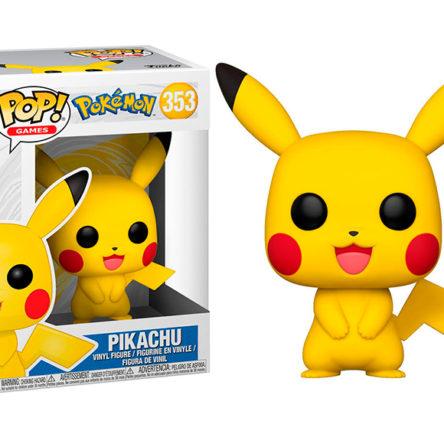 Figura Funko POP Pikachu Pokemon 9cm