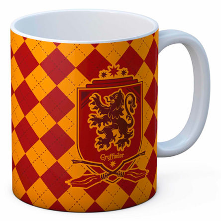 Taza Gryffindor Harry Potter