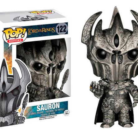 Figura Funko POP Sauron El Señor de los Anillos – Tolkien