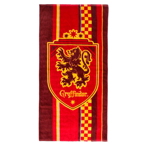 Toalla Gryffindor Harry Potter