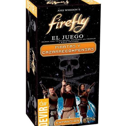 Firefly Piratas y recompensas – Expansión juego de mesa