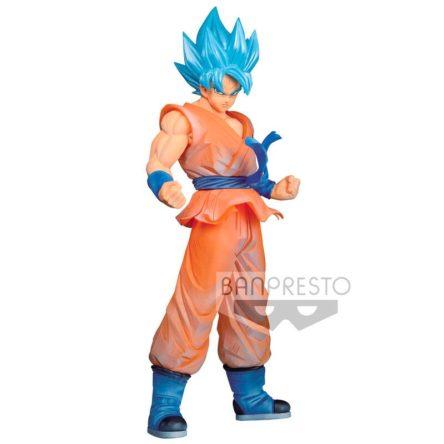 Figura Son Goku Super Saiyan God Dragon Ball Super 20cm