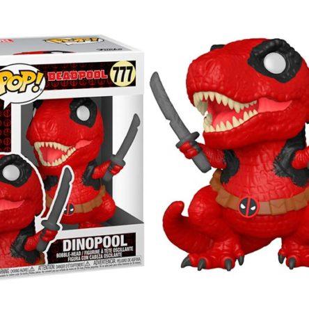 Figura Funko POP! Dinopool Marvel Deadpool 30th