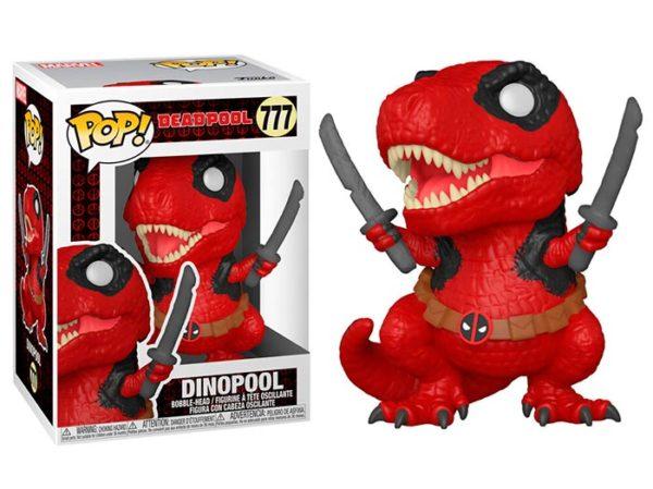 Figura Funko POP! Dinopool Deadpool
