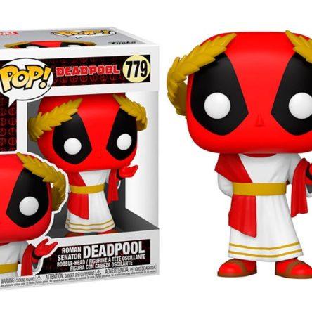 Figura Funko POP! Deadpool 30th Senador romano Marvel