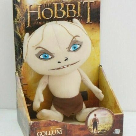 Peluche Gollum El Hobbit: Un viaje inesperado 24cm